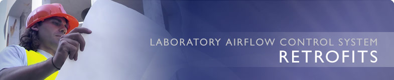 Laboratory Airflow Control System Retrofits